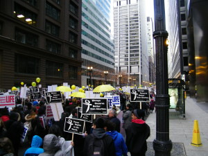SFLI heads up the 2015 March4Life Chicago